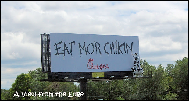 picture about Eat More Chicken Printable Sign identified as Take in Mor Chikin Printable Indicator - Satisfied Residing