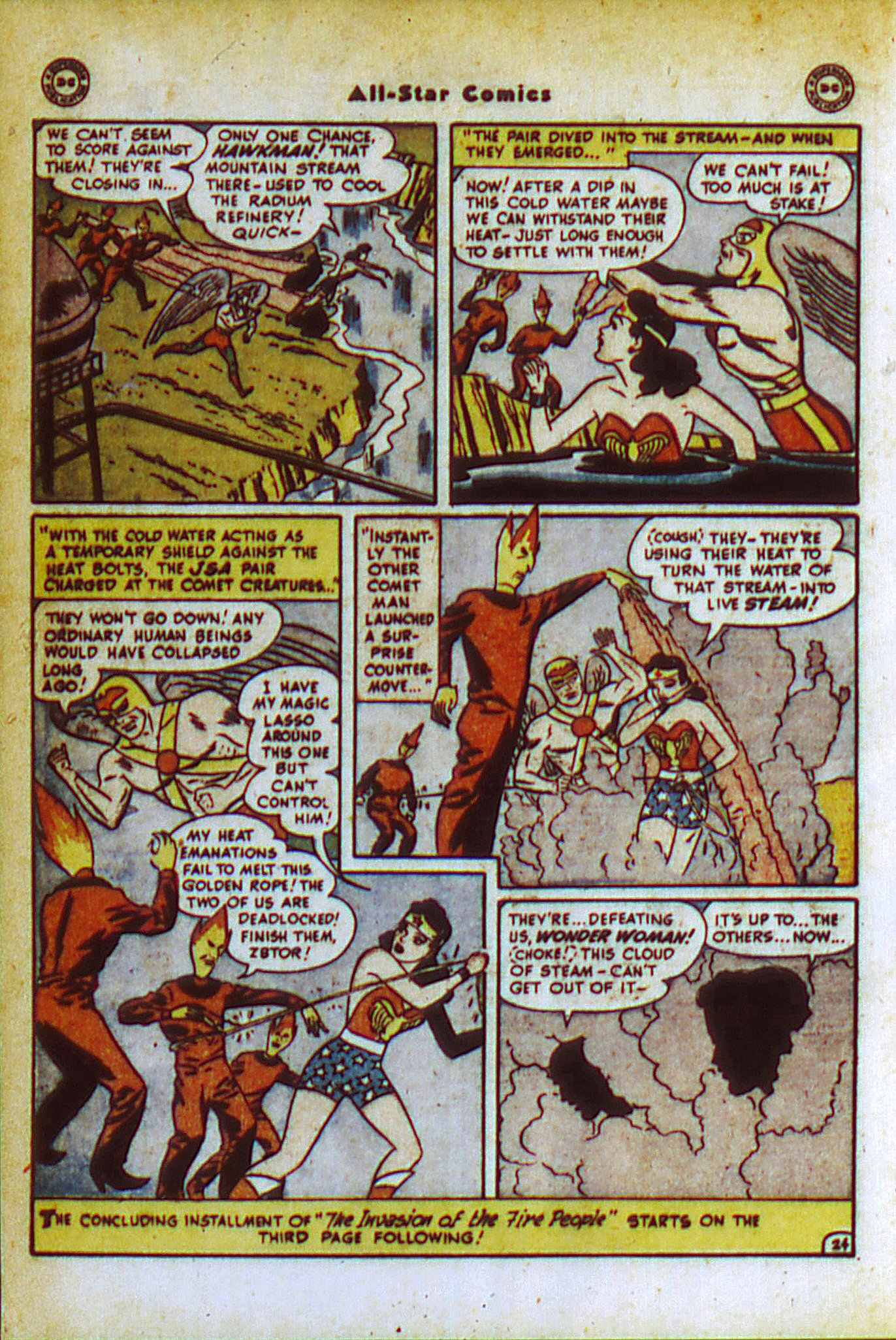 Read online All-Star Comics comic -  Issue #49 - 28
