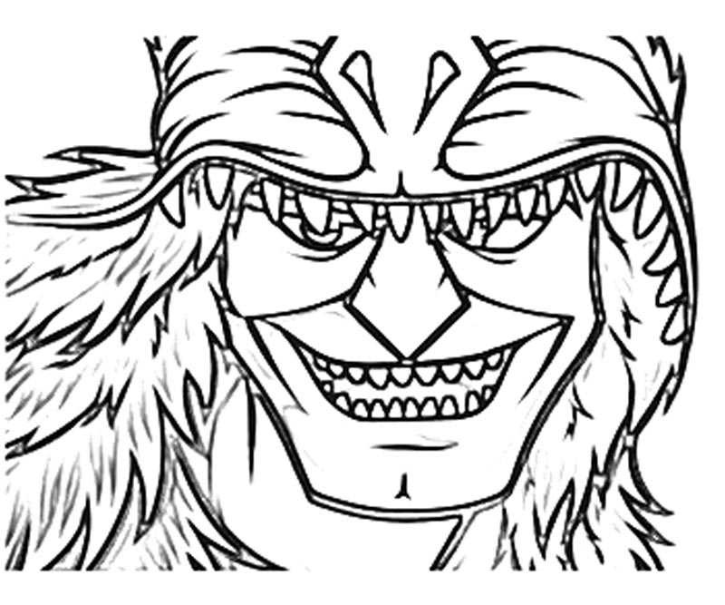 #12 Epic The Movie Coloring Page