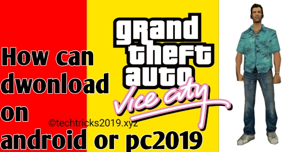 How can download GTA vice city game for Android smartphone? GTA vice city kaise download kare Android per,