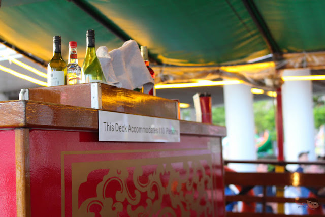 Unlimited drinks in Watertours Victoria Harbour Cruise, Hong Kong