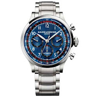 Relógio Baume & Mercier Masculino Aço
