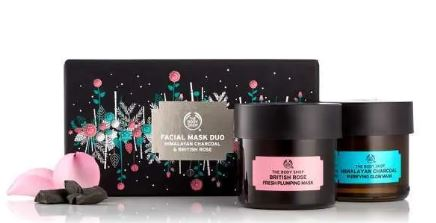 Dúo de Mascarillas Faciales de The Body Shop