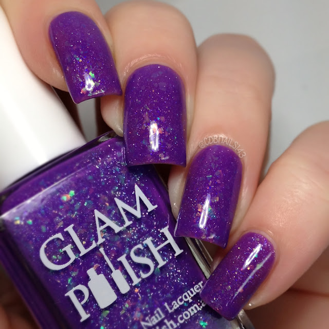 Glam Polish-Oh Sandy!