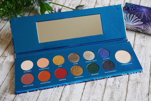 [Review] Coloured Raine - Cheers to the Beauty Palette
