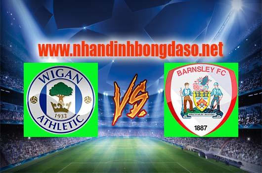 Nhận định Wigan vs Barnsley, 01h45 ngày 14-04