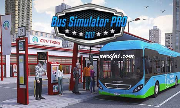Game Bus Simulator Pro 2017 Mod