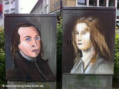 Streetarts Portraits