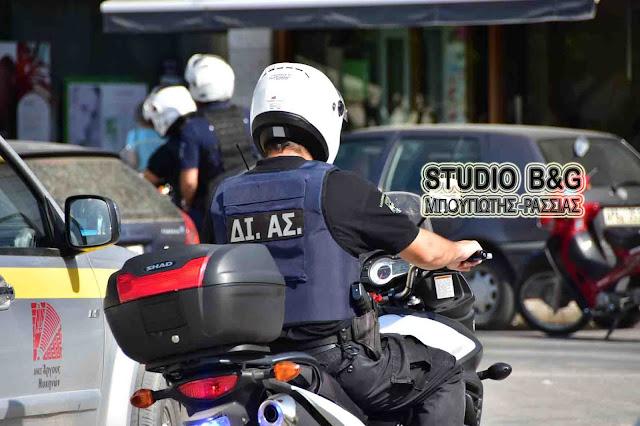 Ούτε σκοπός για την φρούρηση του κτιρίου δεν υπάρχει στο Αστυνομικό Τμήμα Ερμιονίδας στην Αργολίδα