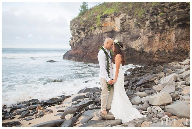 Dayana Josh S Maui Beach Wedding