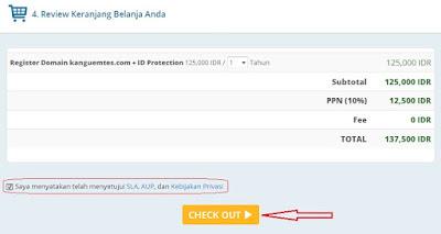Cara Mudah Mengganti Domain Blogspot (Custom Domain)