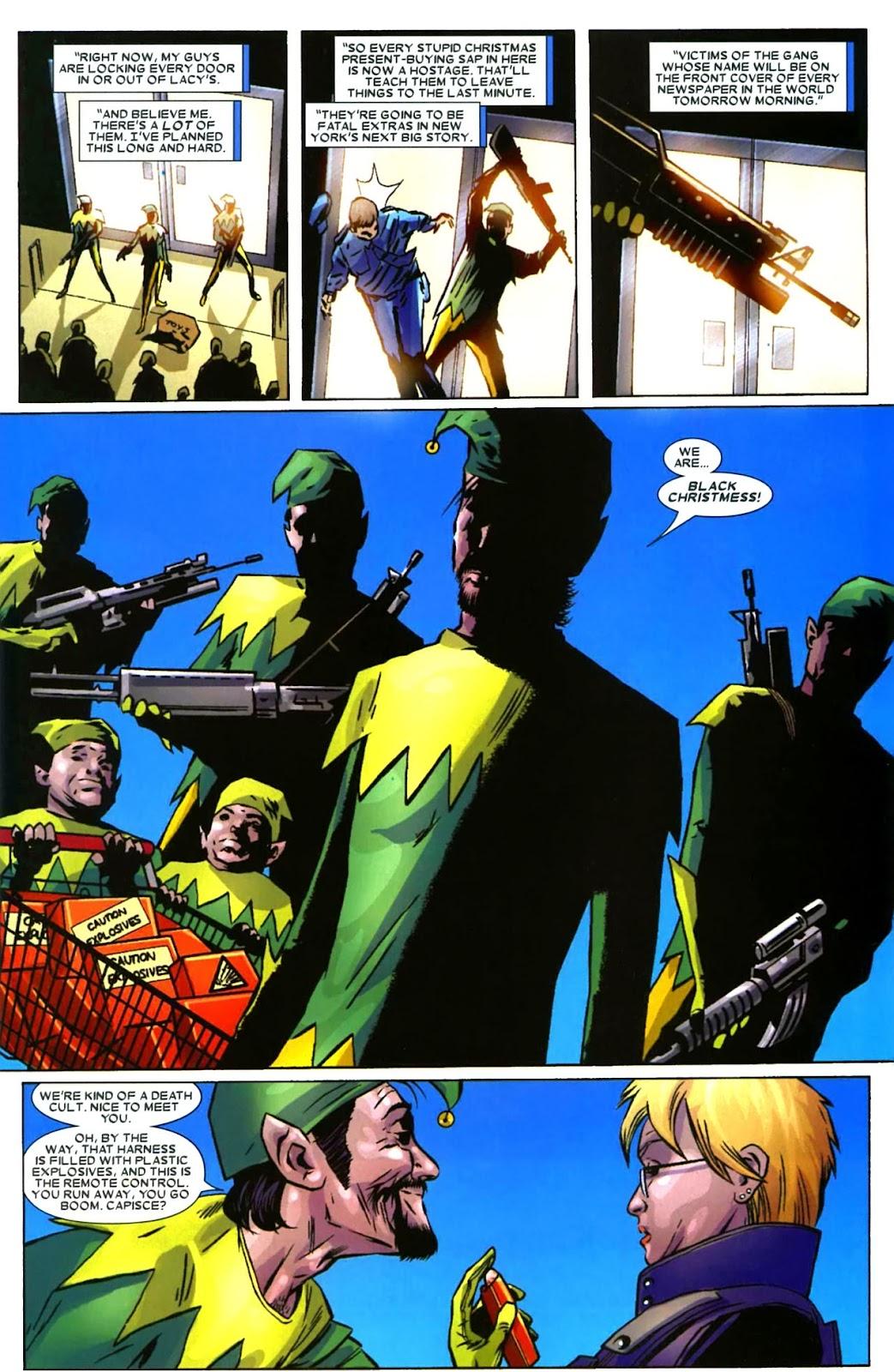 Read online Wolverine (2003) comic -  Issue #49 - 12