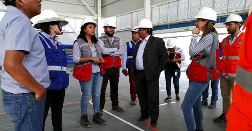 MINEDU acelera obras de 318 colegios en la región Piura - www.minedu.gob.pe