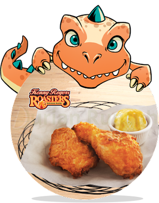 My U Mobile App FREE Kenny Rogers ROASTER Voucher