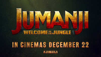 Jumanji Welcome to the Jungle New Poster Photo