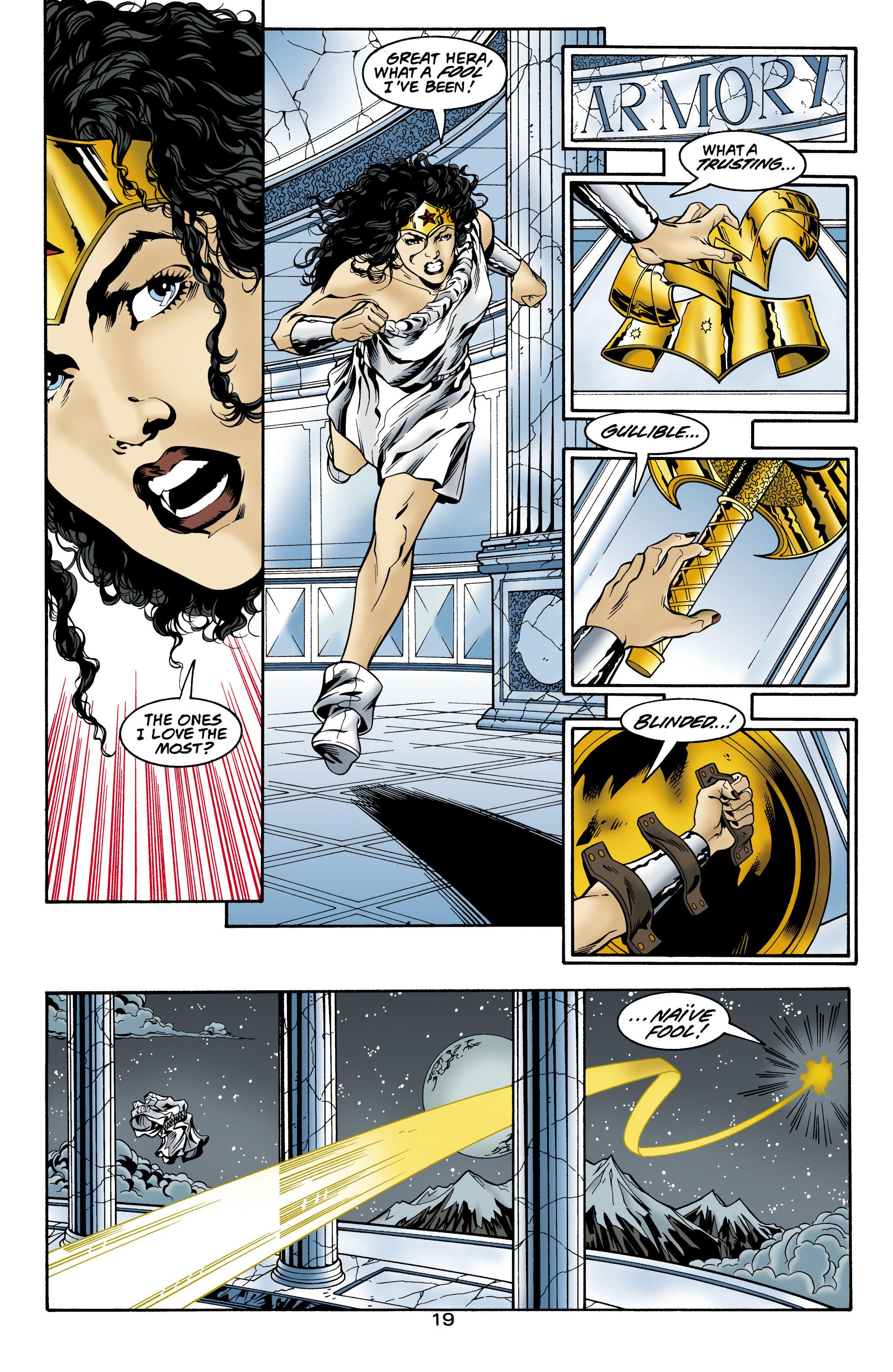 Read online Wonder Woman (1987) comic -  Issue #156 - 20