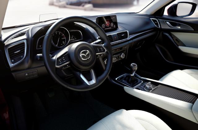 2017 Mazda 3 2.5L Manual Hatchback Review