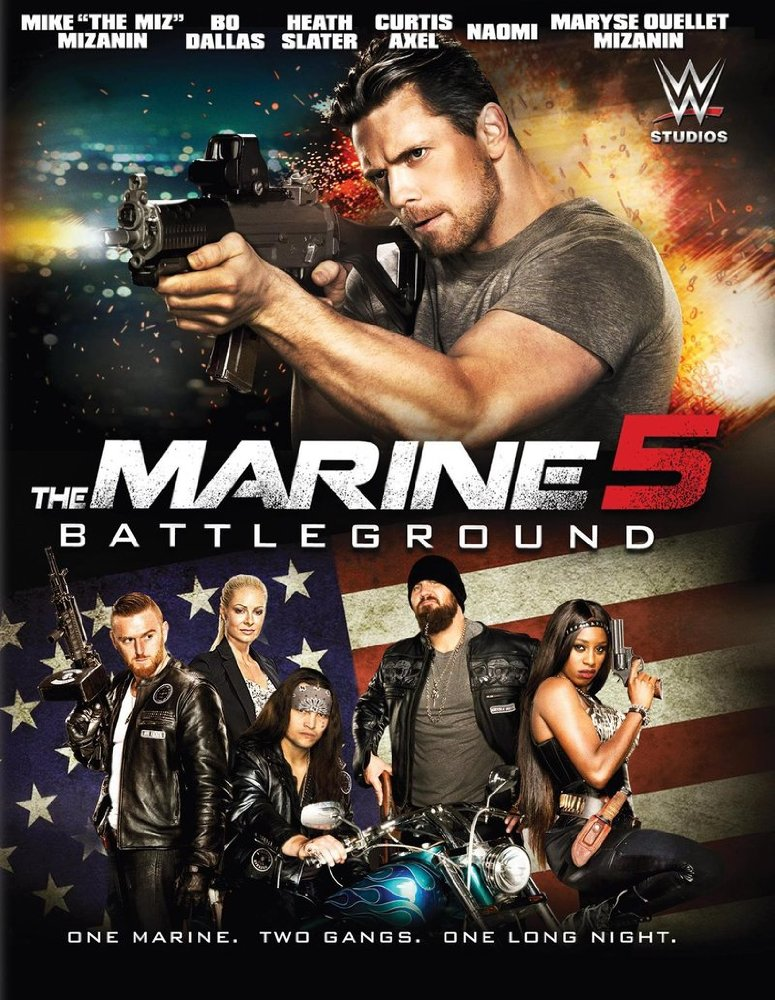 The Marine 5: Battleground (2017) Subtitle Indonesia – WEB-DL 720p