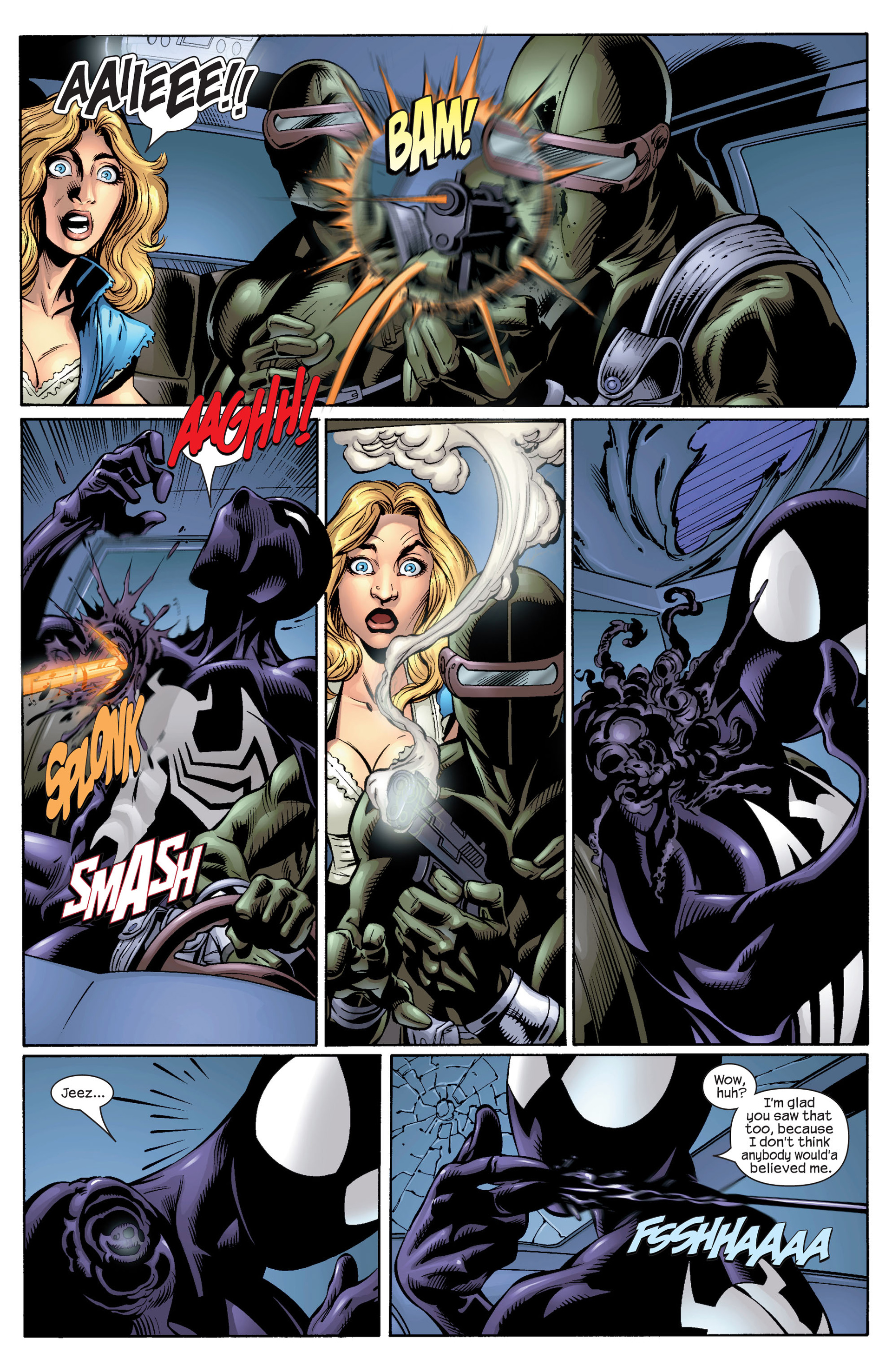 Read online Ultimate Spider-Man (2000) comic -  Issue #35 - 6
