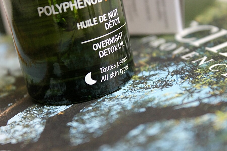 CAUDALIE OVERNIGHT DETOX OIL recenzija review