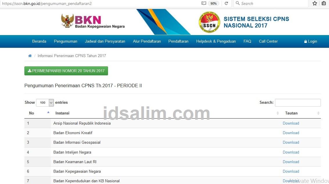 Jangan Buru-buru Daftar, Pelajari Syarat Rekrutmen CPNS 61 K/L dengan Cermat