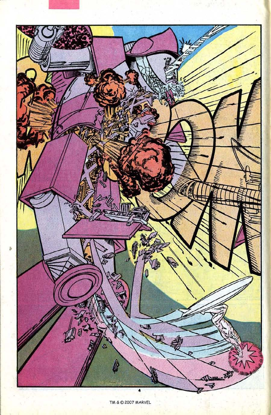 Read online Silver Surfer (1987) comic -  Issue #7 - 6