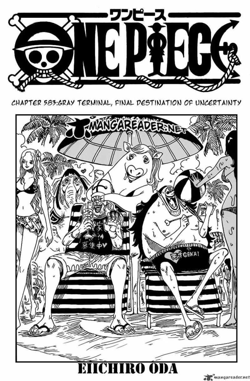 One Piece 583
