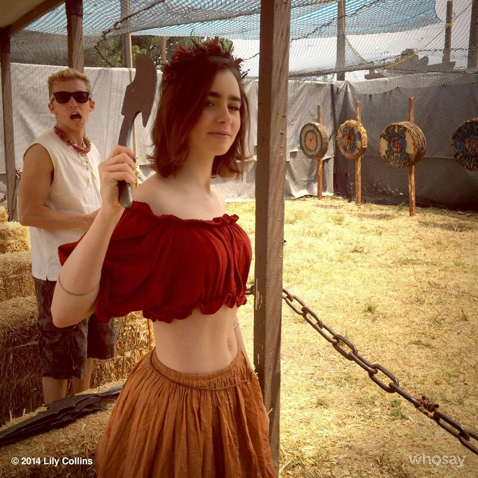 ICloud Lily Collins nude photos 2019