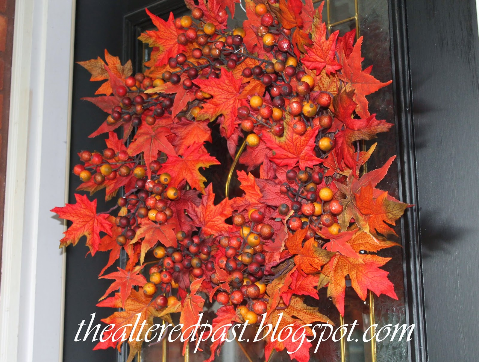A Forte S Blog Of Spain Hill Farm Front Porch Fall Decor