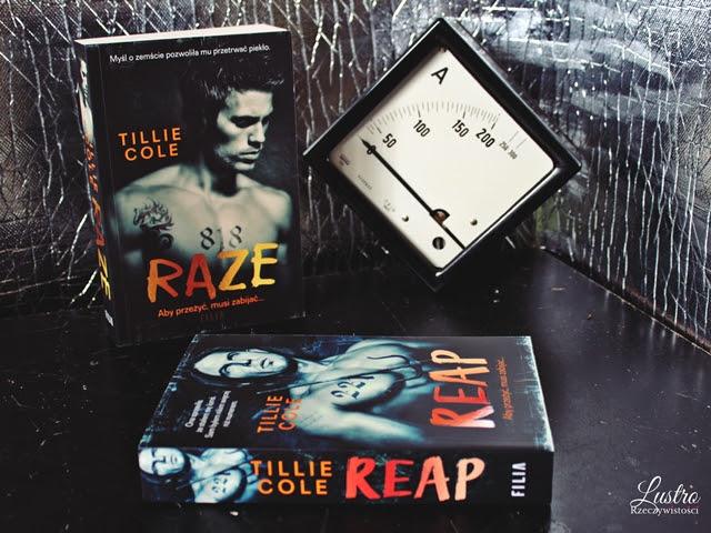Reap – Tillie Cole. Tam gdzie kończy się światło.