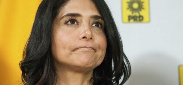 Deben eliminar el registro al PRI por corruptos: Alejandra Barrales