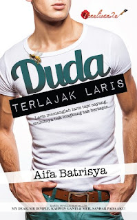 Novel Drama Duda Terlajak Laris