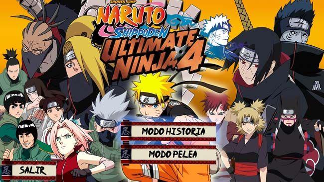download game naruto shippuden pc tanpa emulator