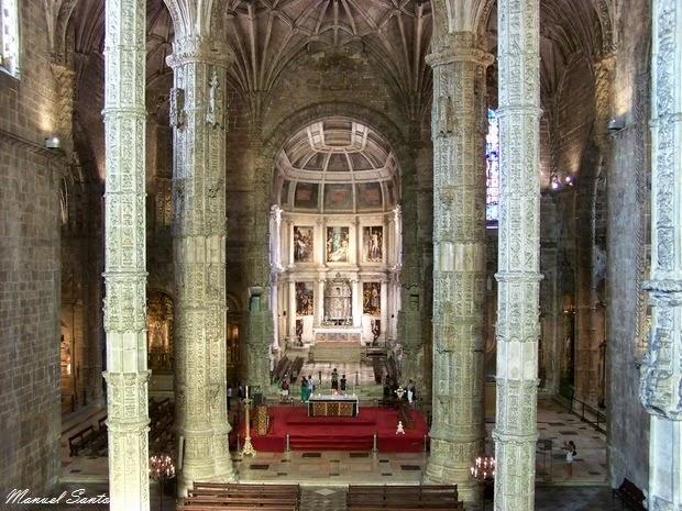 Lisbona, Monastero dos Jeronimos