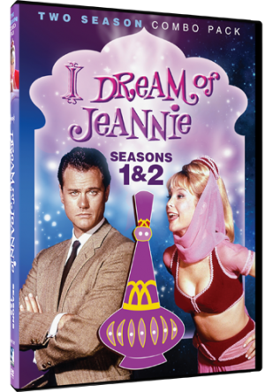 DVD Review - I Dream of Jeannie: Seasons 1 & 2