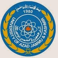 AJK University BA Result 2017