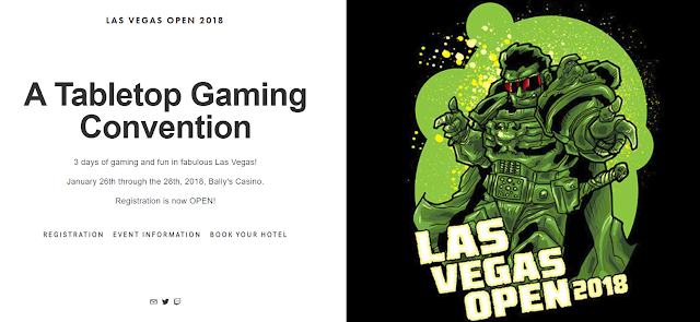 The Las Vegas Open is Now Open for Registration
