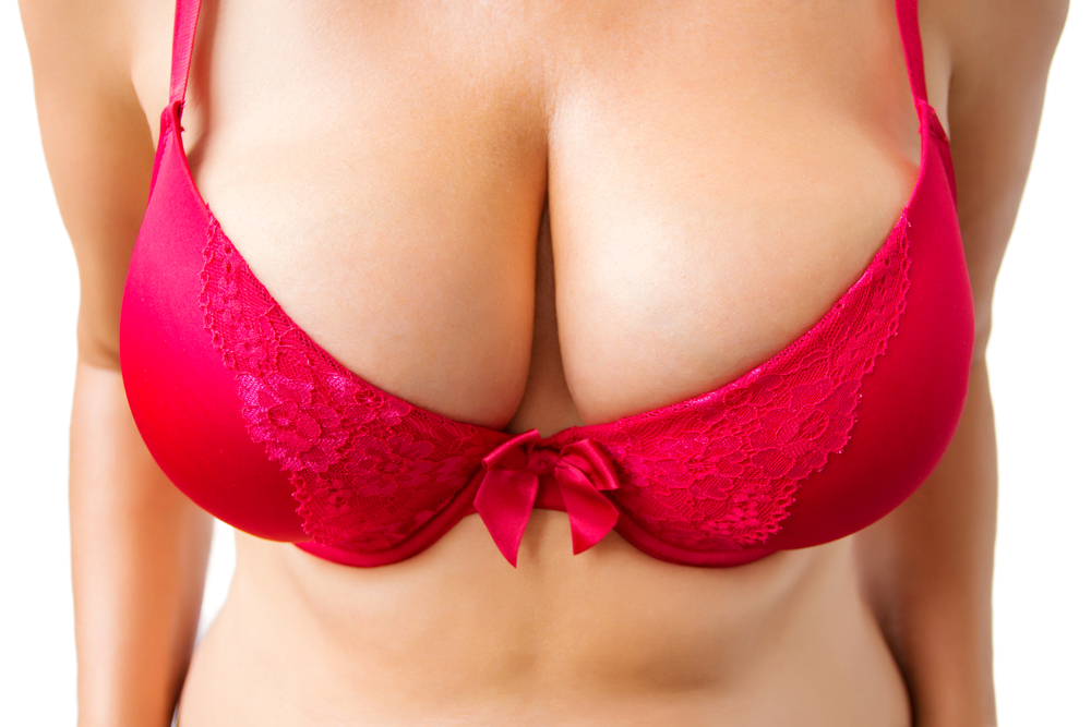 Small natural breast augmentation