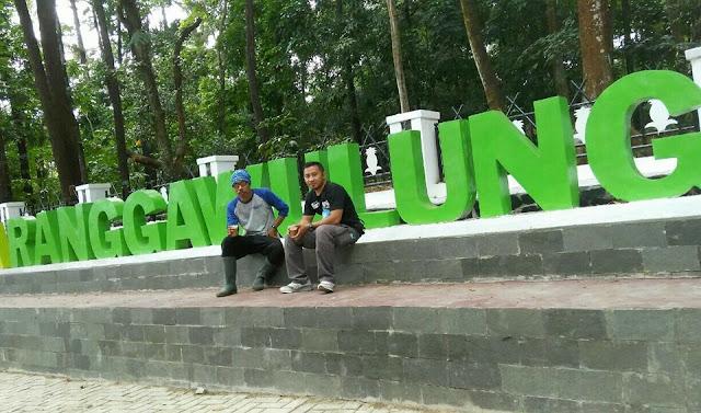 Hutan Kota Ranggwulung Tempat Selfie Baru di Kota Subang