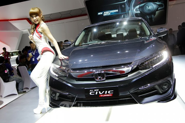 All New Civic Turbo 2016