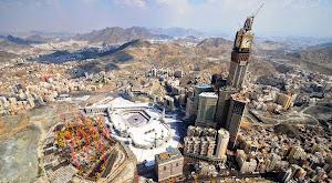 Makkah - umroh plus turki 2015