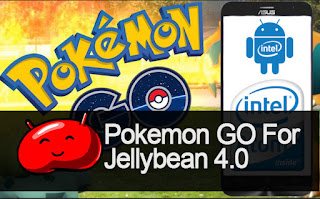 download Pokemon GO MOD Apk v0.31 For Android Jellybean Versi Terbaru