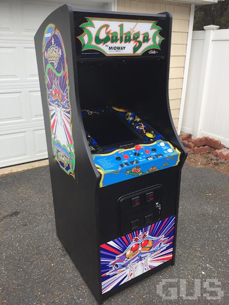 Guscade Classic 60 In 1 Multi Arcade Machines