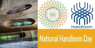 5th National Handloom Day is Celebrated on 7th Aug 2019