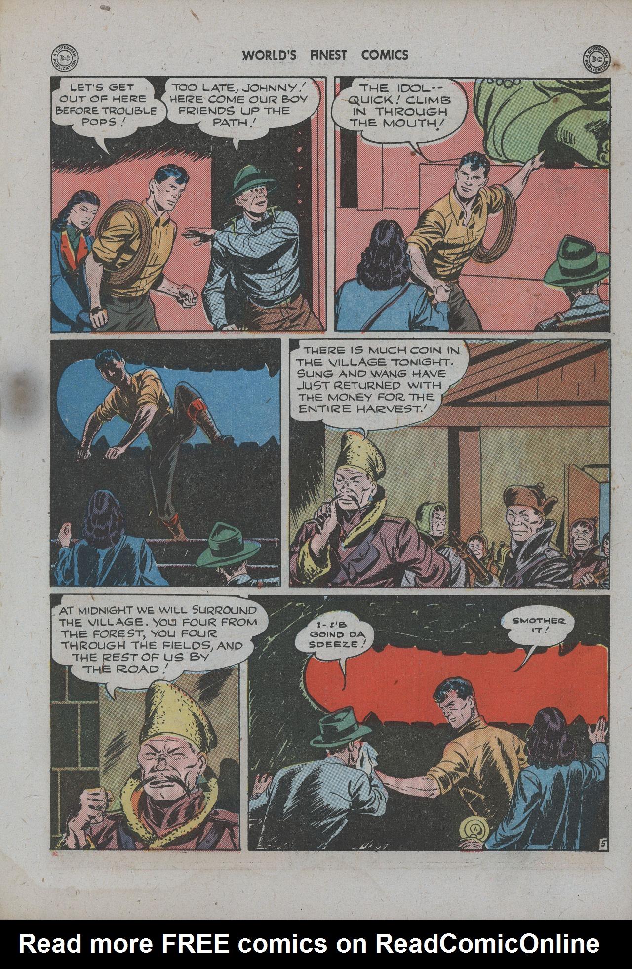 Read online World's Finest Comics comic -  Issue #15 - 66