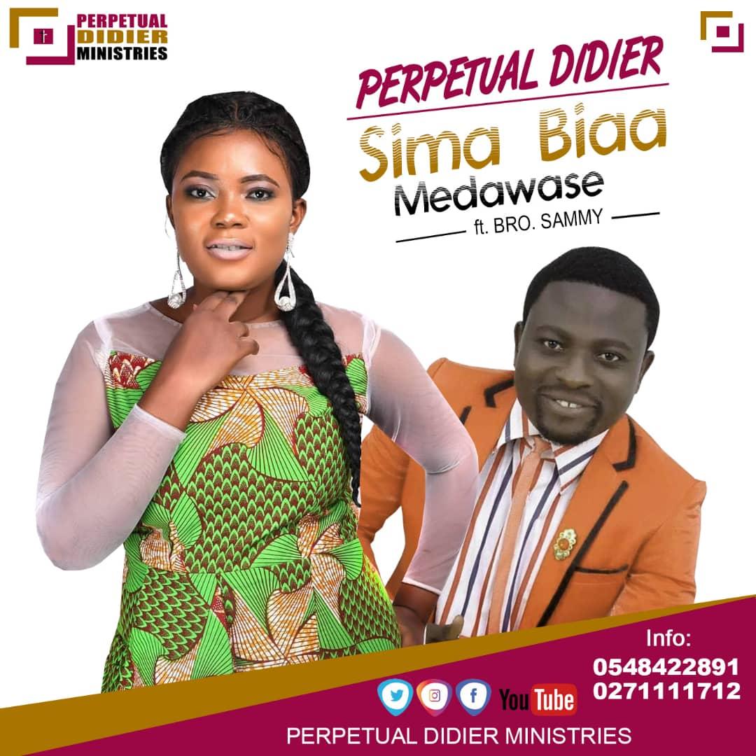 2018 Favored Ghanaian Gospel Musicians - Perpetual Didier