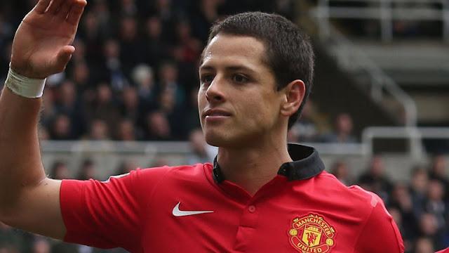 Javier Hernandez Chicharito Manchester United