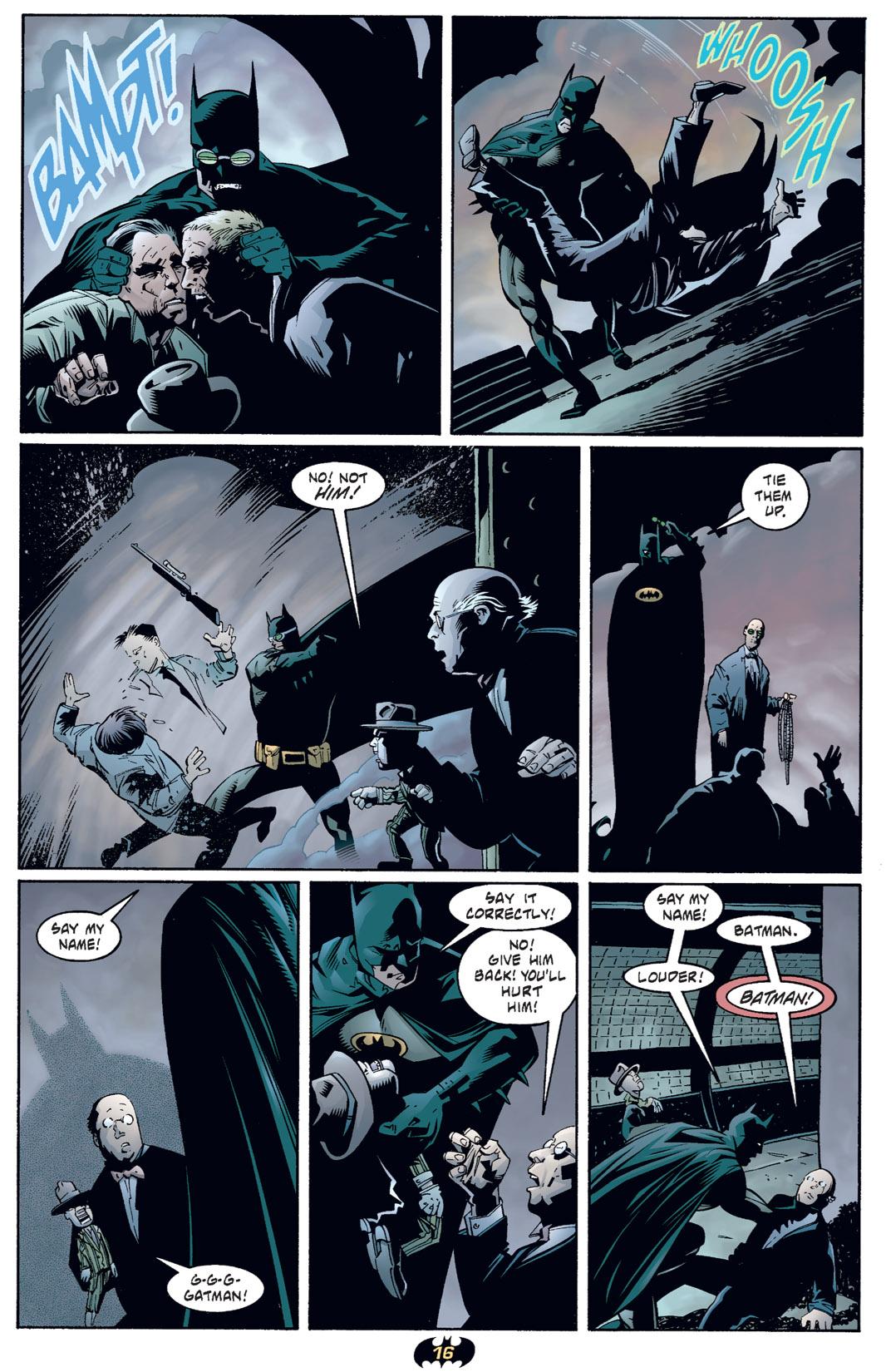 Detective Comics (1937) 730 Page 16