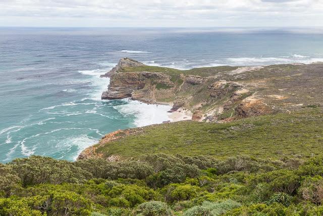 Diaz Beach, Península del Cabo, Sudáfrica
