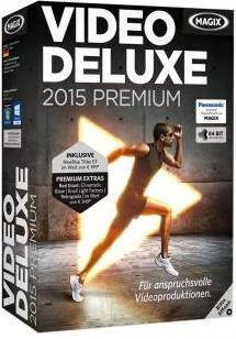 Magix Video Deluxe Premium 2015 PC